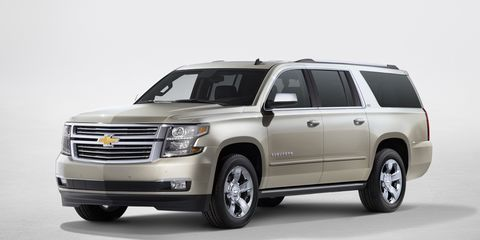 2015 Chevrolet Suburban Photos And Info 8211 News 8211 Car And Driver
