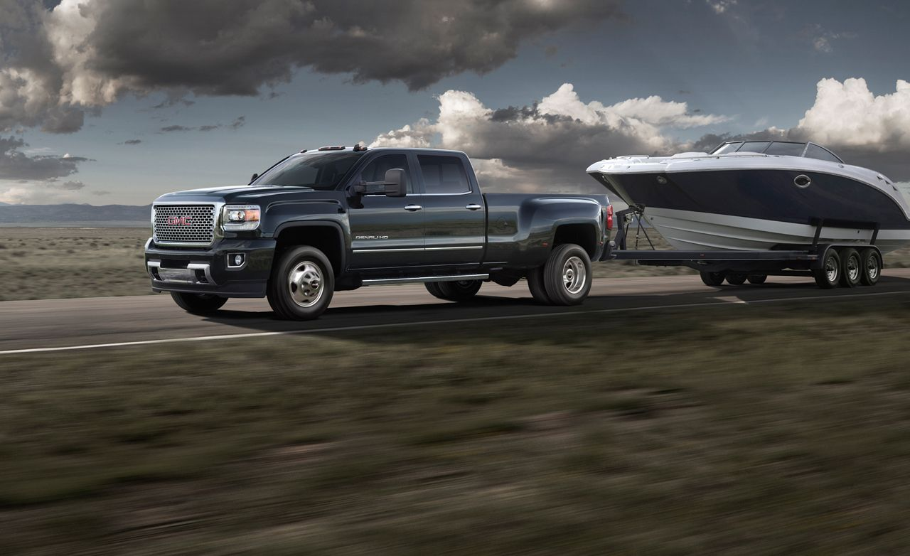 2015 Gmc Sierra Hd Photos And Info 8211 News 8211 Car And Driver