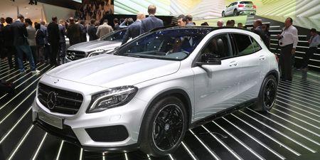 2015 Mercedes Benz Gla Class Photos And Info 8211 News 8211