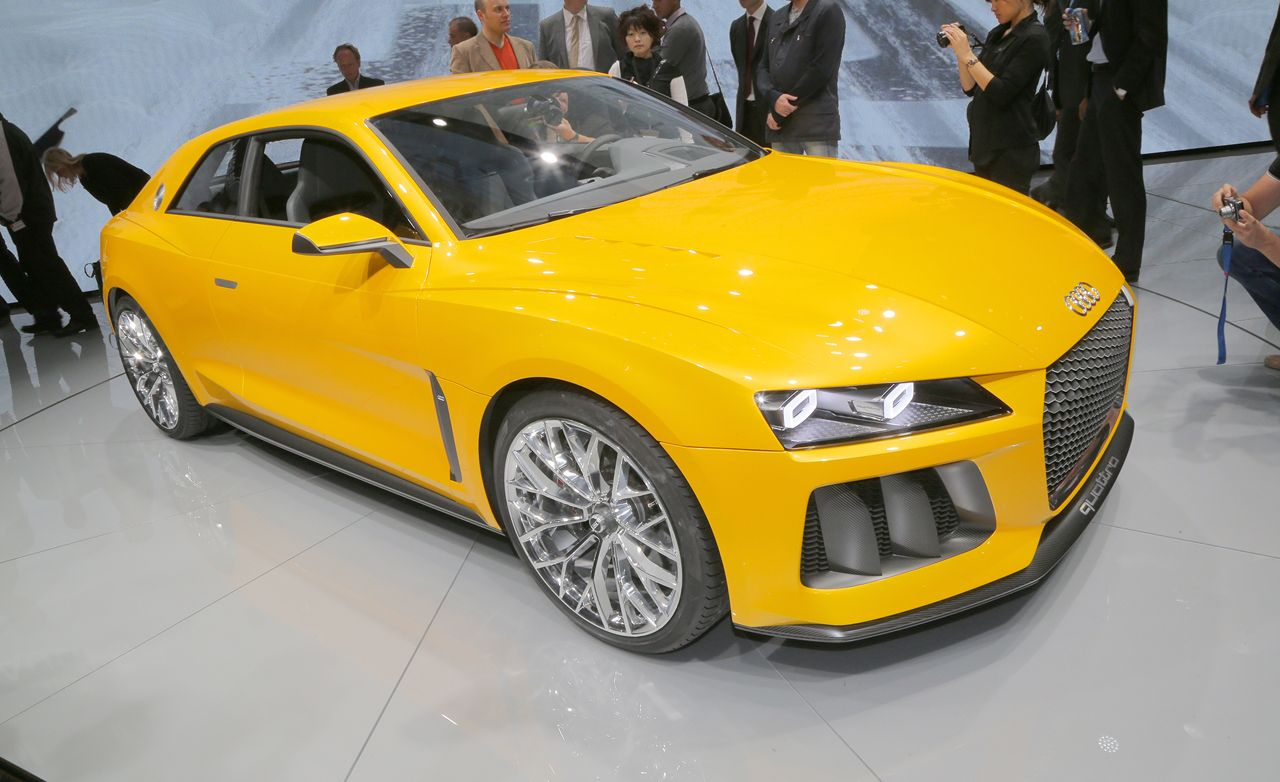 Audi Sport Quattro Concept Photos And Info 8211 News 8211 Car And Driver