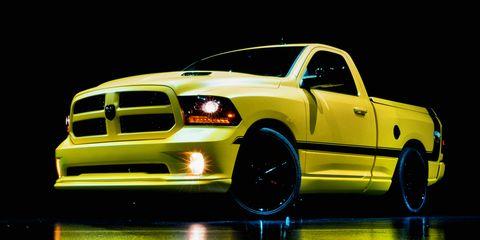b8e4c51abc9a8 Ram 1500 Rumble Bee Concept Photos and Info   8211  News   8211  Car ...