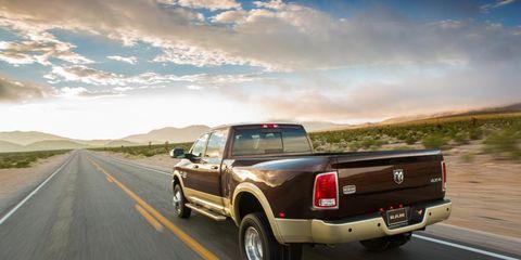 Motor vehicle, Wheel, Pickup truck, Vehicle, Automotive exterior, Natural environment, Land vehicle, Automotive design, Road, Automotive tire,