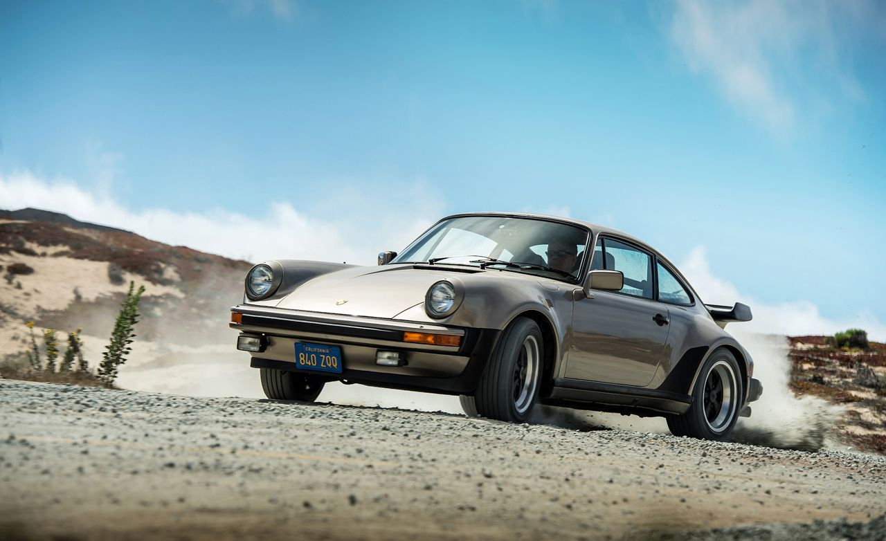 Tested 1978 Porsche 930 Turbo
