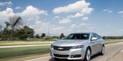 2014 Chevrolet Impala 2 5 Lt Test 8211 Review 8211 Car