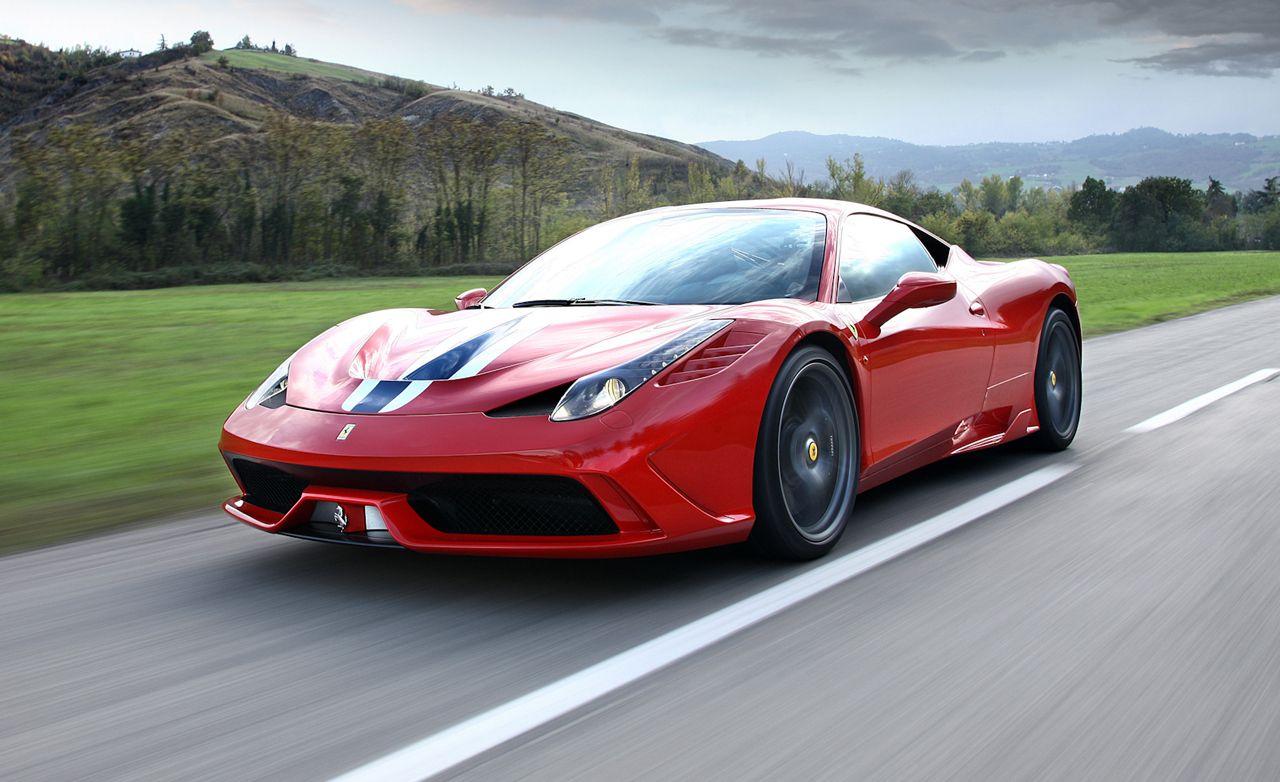 2014 Ferrari 458 Speciale First Drive \u00268211; Review \u00268211