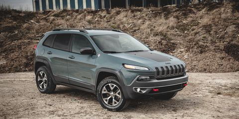 2014 Jeep Cherokee Trailhawk V-6 Test – Review – Car and ...