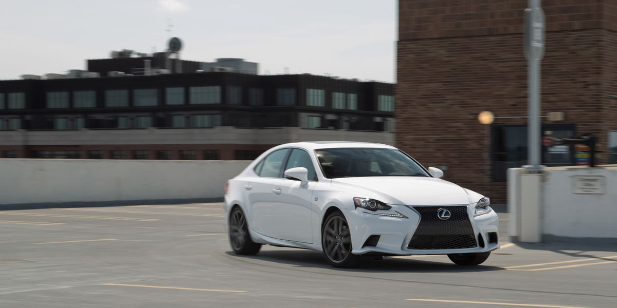 2014 Lexus Is250 F Sport Awd Tested