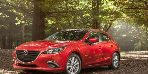 2014 Mazda 3i Hatchback 2 0l Test 8211 Review 8211 Car And Driver