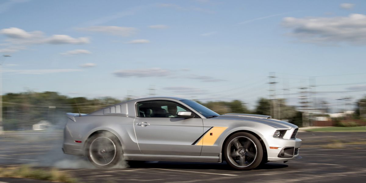 2014 Roush Stage 3 Ford Mustang Tested