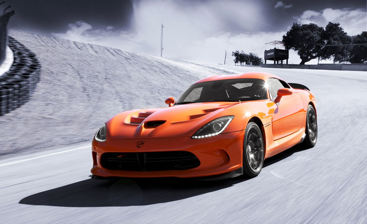 2014 Srt Viper Ta First Drive 8211 Review 8211 Car And Driver