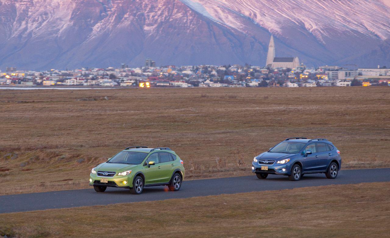 2017 Subaru Xv Crosstrek Hybrid First Drive 8211 Review Car And Driver