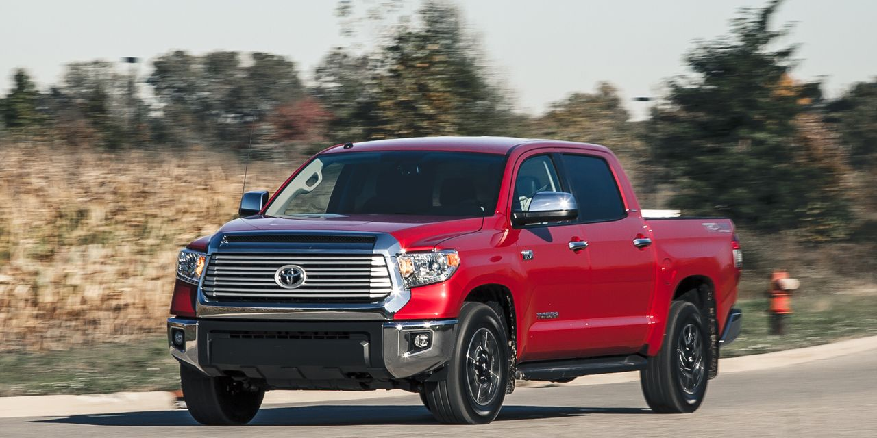 2014 Toyota Tundra 5 7l 4x4 Test 8211 Review 8211 Car And Driver