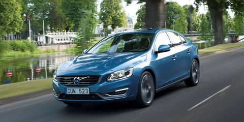 2015 Volvo S60 V60 Xc60 Four Cylinder First Drive 8211 Review
