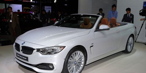 John Lamm The Manufacturer While Existence Of 4 Series Convertible