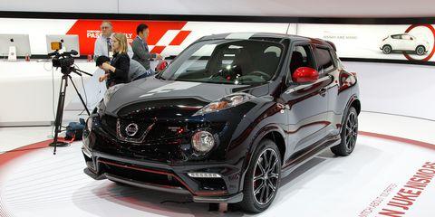 2014 Nissan Juke Nismo Rs Photos And Info 8211 News