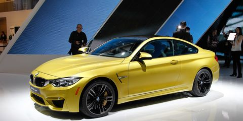 BMW M4 Coupe >> 2015 Bmw M4 Coupe Photos And Info 8211 News 8211 Car