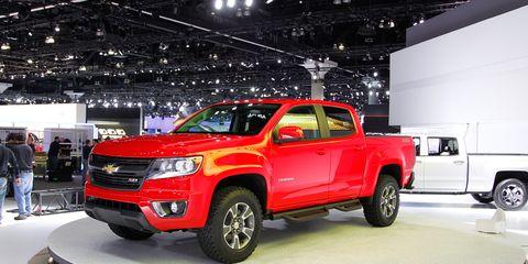 2015 Chevrolet Colorado Photos And Info 8211 News 8211