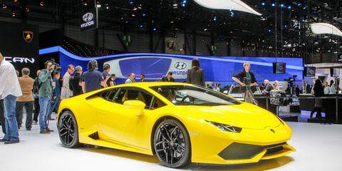 2015 Lamborghini Hurac 225 N Lp 610 4 Photos And Info 8211 News