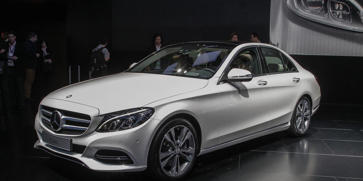 2015 Mercedes-Benz C-class Photos and Info - News - Car ...
