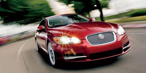 2009 20013 jaguar xf
