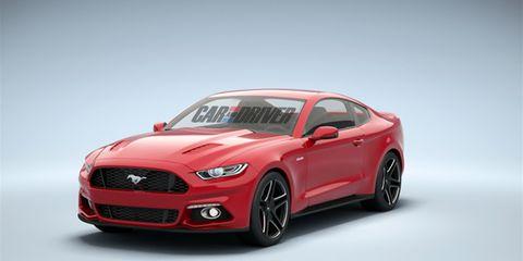 S550 Mustang Crank Relearn