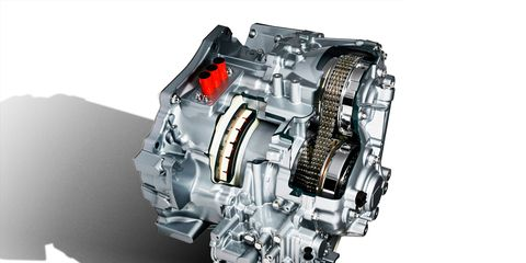 How CVT Transmissions Are Getting Their Groove Back –