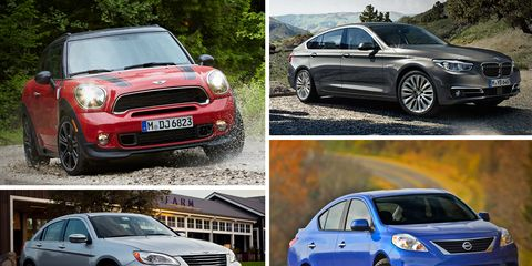 The 10 Ugliest Cars for Sale Today