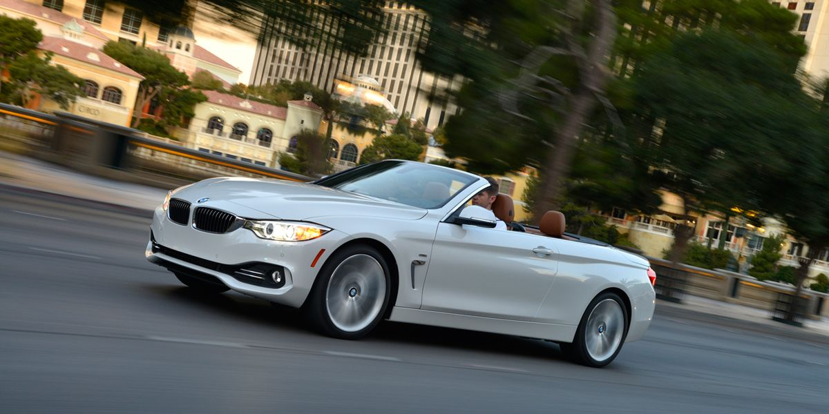 2014 Bmw 4 Series Convertible First Drive