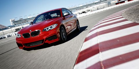 2014 BMW M235i / 2-series Coupe First Drive &#8211