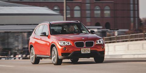 2014 BMW X1 xDrive35i Test –