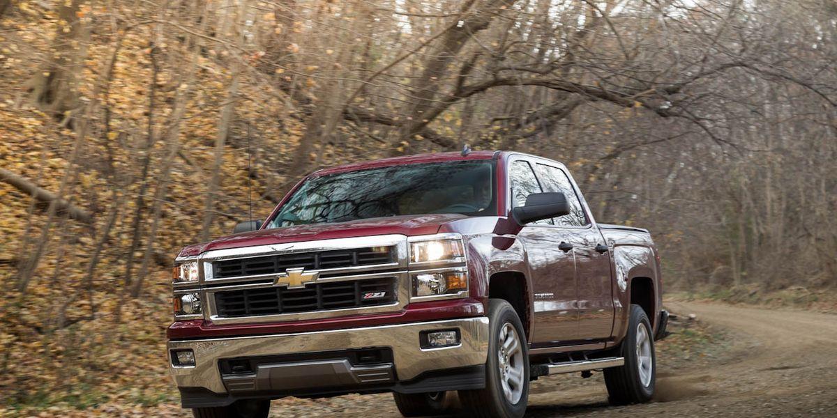 2014 Chevrolet Silverado V-6 Instrumented Test –