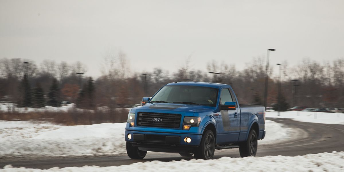 2014 Ford F 150 Tremor 3 5l Ecoboost V 6 4x2 And 4x4