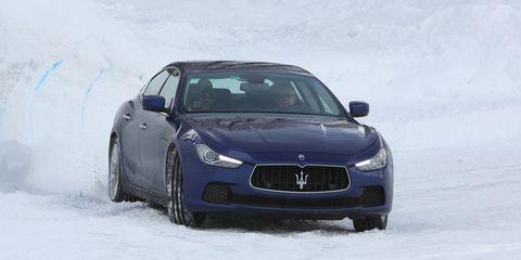 Maserati Ghibli S Q4 >> 2014 Maserati Ghibli S Q4 First Drive 8211 Review 8211 Car And