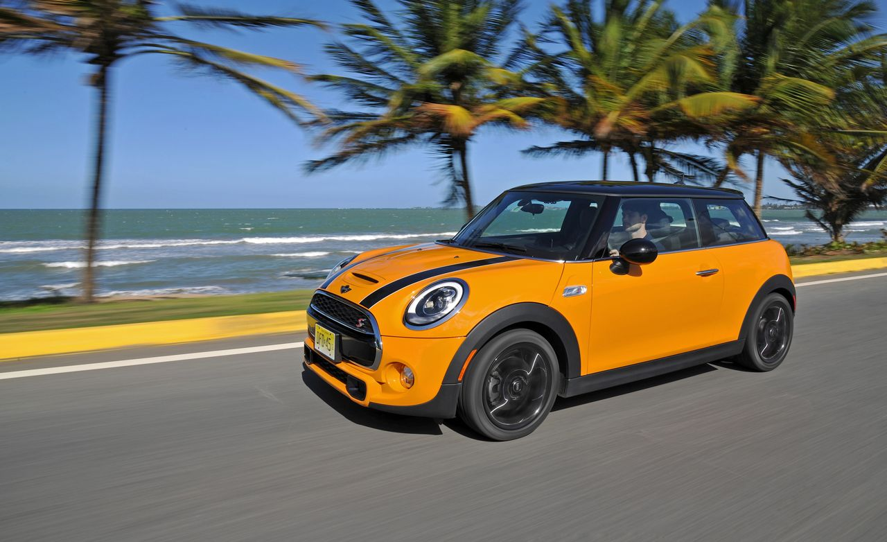 20 Mini Cooper / Cooper S Hardtop First Drive &20; Review ...