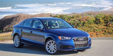 2015 Audi A3 Sedan First Drive 1 8t 2 0t 8211 Review 8211