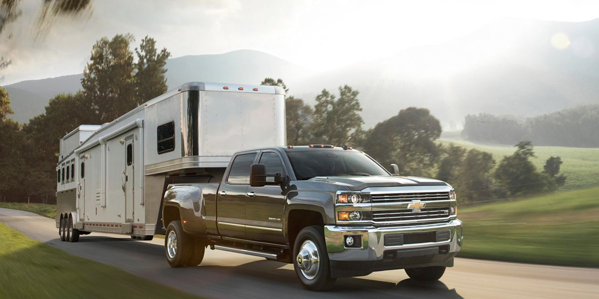 2015 Chevrolet Silverado 2500 / 3500 HD First Drive ...