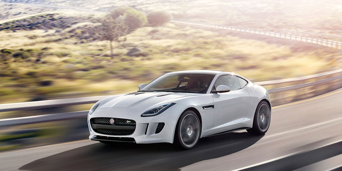 2015 jaguar f type r coupe first drive review car and driver. Black Bedroom Furniture Sets. Home Design Ideas