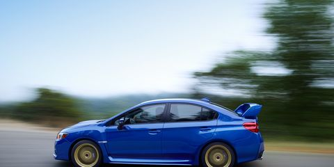 View Photos Image Prior To The Drive Preview Of 2017 Subaru Wrx Sti