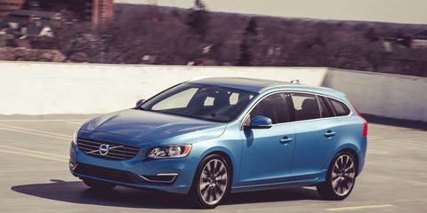 2015 Volvo V60 T5 Drive E Test 8211 Review 8211 Car And Driver