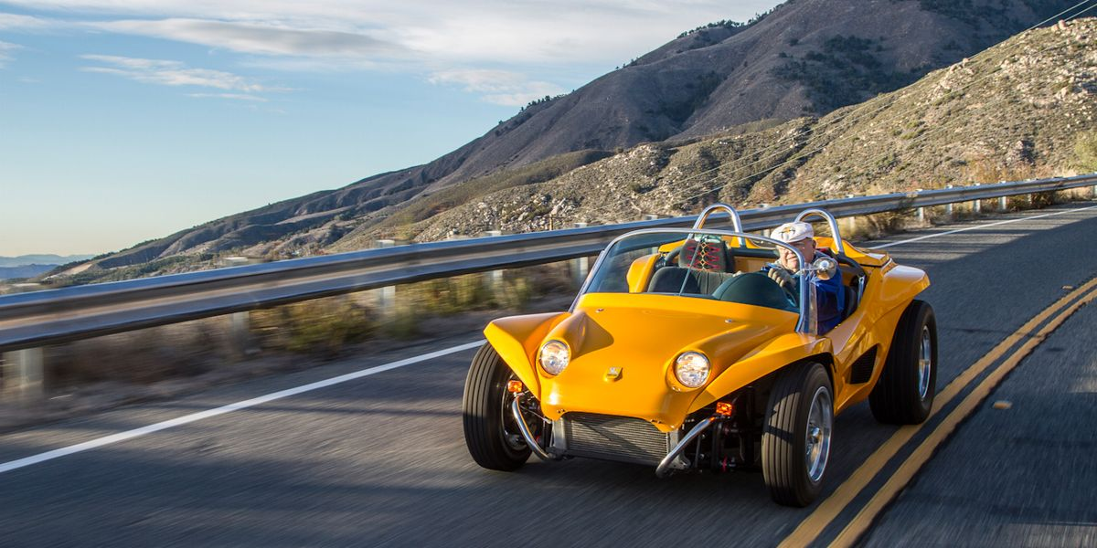 Meyers Manx Kick Out S S Dune Buggy Tested