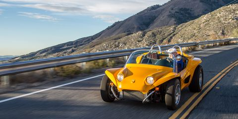 Meyers Manx Kick-Out S S  Dune Buggy Tested –