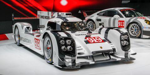Marc Urbano The Manufacturer Porsche Returns To Le Mans