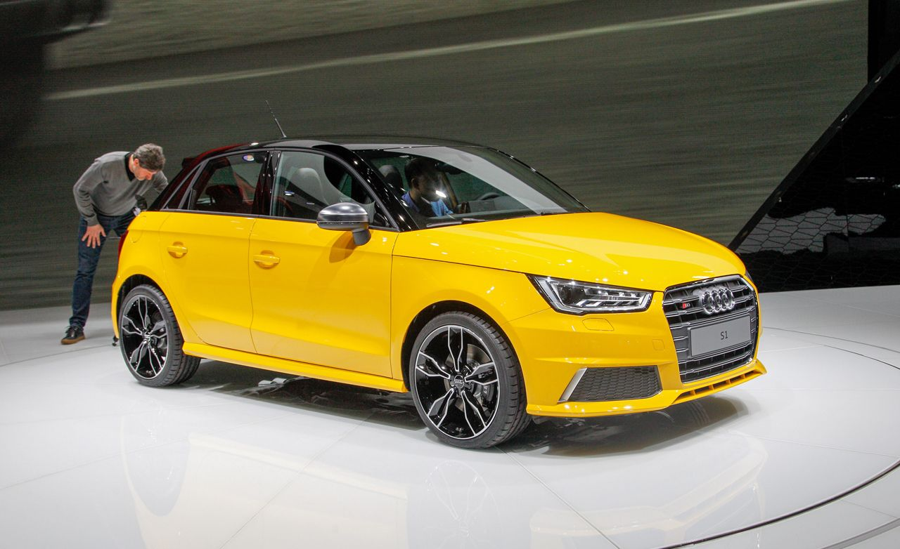 2015 Audi S1 The Hottest Of Small Hatches