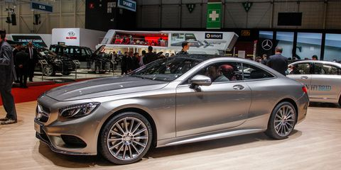 S Class Coupe >> 2015 Mercedes Benz S Class Coupe Photos And Info 8211 News 8211