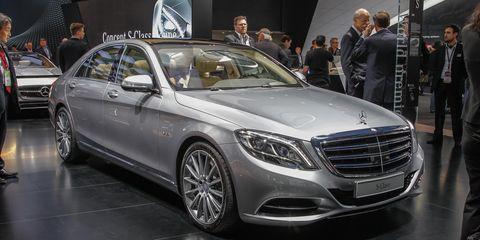 2015 Mercedes-Benz S600 Photos and Info –