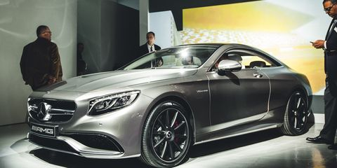 2015 Mercedes Benz S63 Amg 4matic Coupe Photos And Info 8211 News