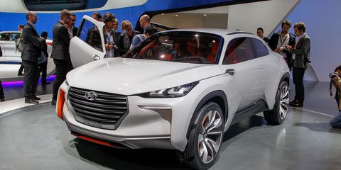Hyundai Intrado Concept: Taking On the Juke