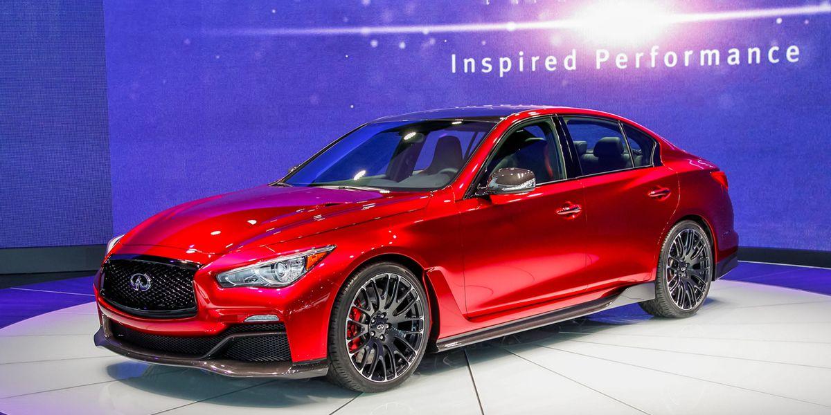 Infiniti Q50 Lease Deals >> Infiniti Q50 Eau Rouge Photos and Info – News – Car and Driver