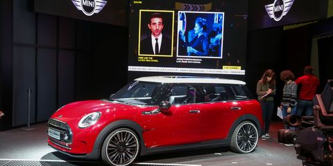 Mini Clubman Concept Photos And Info 8211 News 8211 Car And Driver