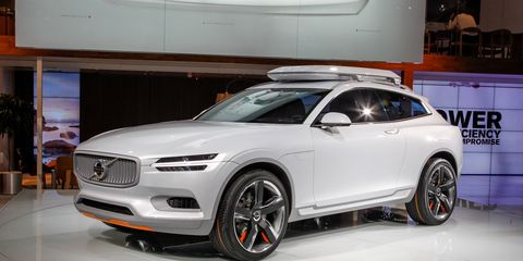 Volvo Concept Xc Coupe Photos And Info 8211 News 8211
